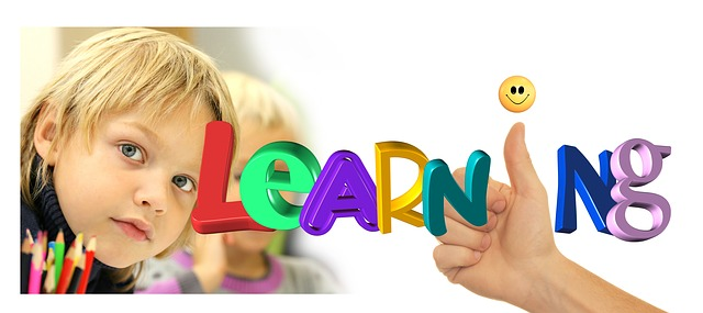 dětia učení
